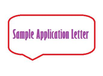 Application letter of nursing aide